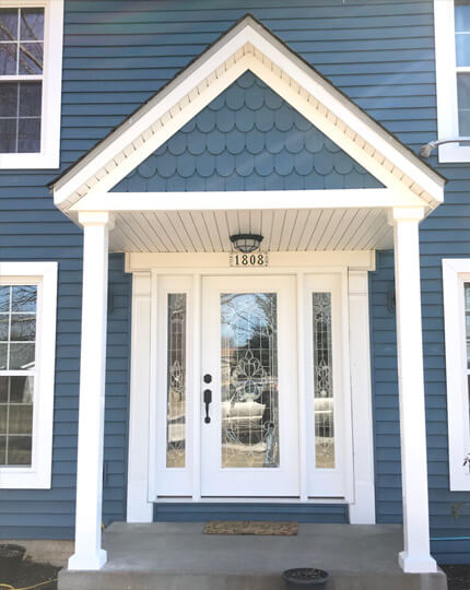 Great Exteriors start with doors from Green Valley!